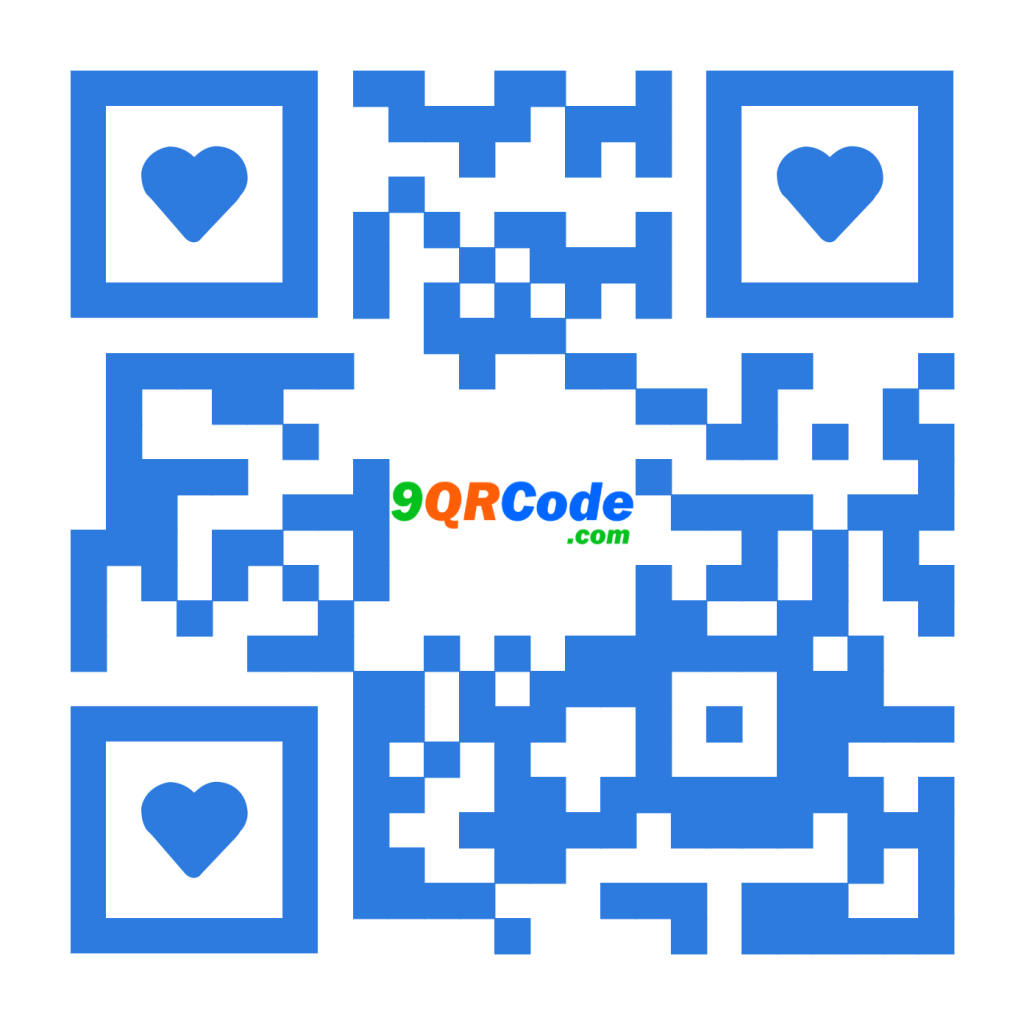 9QRCode.com - QR Code Generator With Logo, Icons & Color For Free!